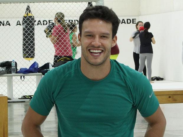 Fernando Rodrigues será Ricardo em Alto Astral (Foto: Maria Clara Lima/Gshow)