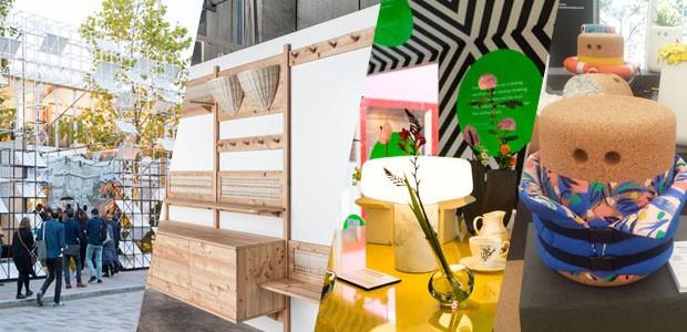 London Design Festival: destaques das feiras (Foto: Reprodução)