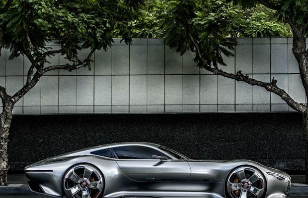 Mercedes De 577 Cv De Pot Ncia Estrela De Gran Turismo 6 Auto Esporte Not Cias