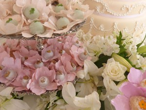 Doces entre flores (Foto: Amor à Vida/TV Globo)