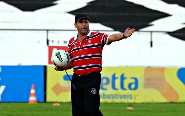 Zé Teodoro - Santa Cruz (Foto: Aldo Carneiro/Pernambuco Press)