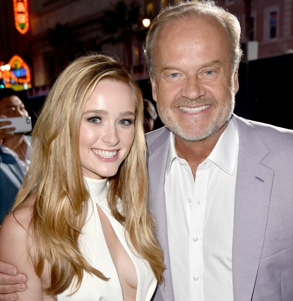 Greer Grammer, Kelsey Grammer (Foto: Getty Images)