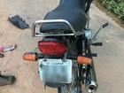 Motociclista causa acidente durante fuga da guarda em Jundiaí
