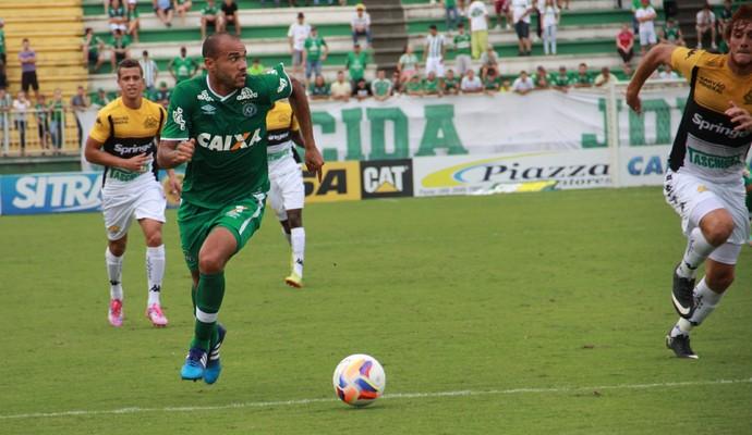 Chapecoense vence Criciúma por 1 a 0 pela última rodada do Estadual (Foto: Cleberson Silva/Chapecoense)