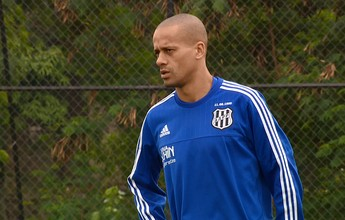 """Novato"" na Ponte, Wendel atinge 80 gols na carreira e mira ser líder no time"