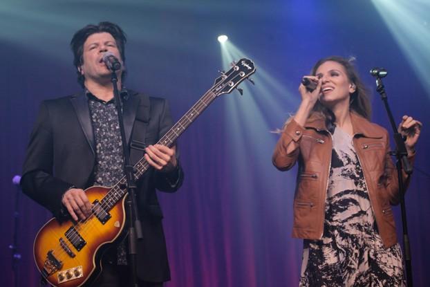 Paulo Ricardo e Nina (Foto: Divulgação)