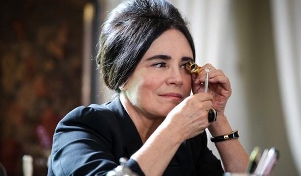 Regina Duarte  (Foto: TV Globo)