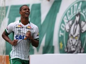 Bruno Rangel marcou dois pela Chapecoense (Foto: FuturaPress/Divulgação)