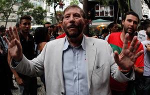 Ilídio Lico, novo presidente da Portuguesa (Foto: Wagner Méier/Agif/Agência Estado)