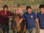 Conheça projeto que utiliza cavalos para tratamento de crianças no Sertão