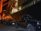 PF-PE apreende 33 kg de cocaína em navio que saiu da Espanha