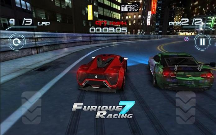 Furious Racing é leve mas tem ótimos gráficos (Foto: Divulgação)