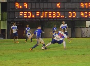 Atlético-Ac x Amax, no Florestão (Foto: Nathacha Albuquerque)