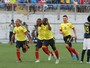Colômbia vence com golaço de garoto de 15 anos; Chile supera a Venezuela