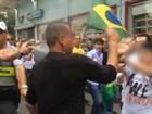 Adolescente é agredido em protesto contra governo na Paulista; veja vídeo
