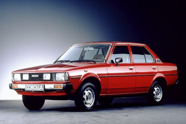 Corolla de 1979 era bem mais sofisticado que o anterior (Foto: Divulgação)