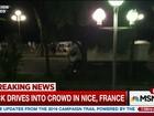Motorista que atacou multidão em Nice era tunisiano, diz agência