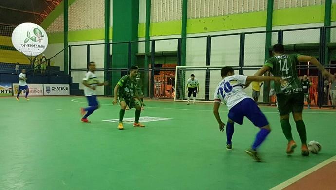 Russas, Maranguape, Copa TVM (Foto: Divulgação)