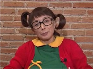María Antonieta de las Nieves, a Chiquinha, hoje tem de 60 anos (Foto: BBC Mundo)