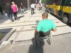Acessibilidade é deficiente no Centro e em pontos turísticos, diz Alerj