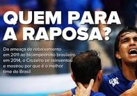 De quase rebaixado a bicampeão brasileiro: os caminhos da Raposa (arte esporte)