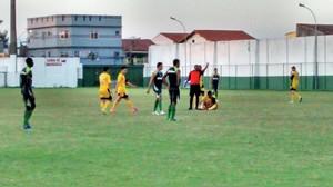 Cabofriense vence o Friburguense em jogo-treino (Foto: Andreia Maciel/Divulgação)