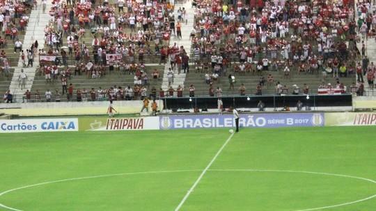 Foto: (Denison Roma/ GloboEsporte.com)