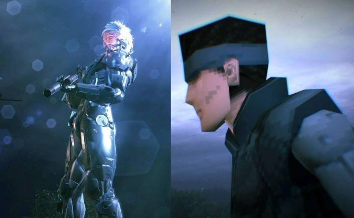 As missões Jamais-Vu e Déjà-Vu são voltadas para os fãs nostálgicos de Metal Gear (Foto: Divulgação)