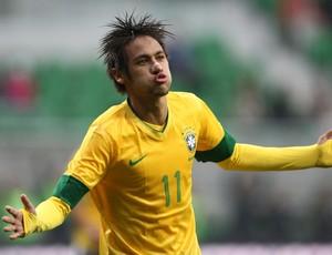 neymar brasil x japão (Foto: Mowa Press)
