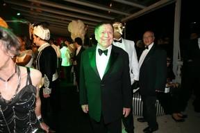 Ivo  Pitanguy no baile do Copacabana Palace (Foto: André Muzell / AgNews)