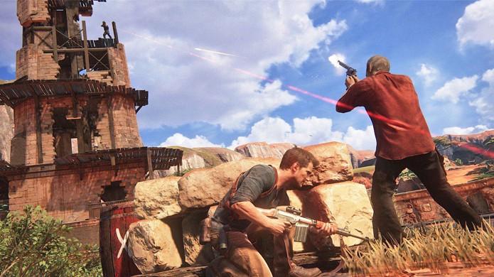 Uncharted 4 terá gráficos ainda mais bonitos no PlayStation 4 Pro (Foto: Reprodução/Engadget)