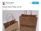 Black Friday brasileira gera memes e comentários engraçados na web