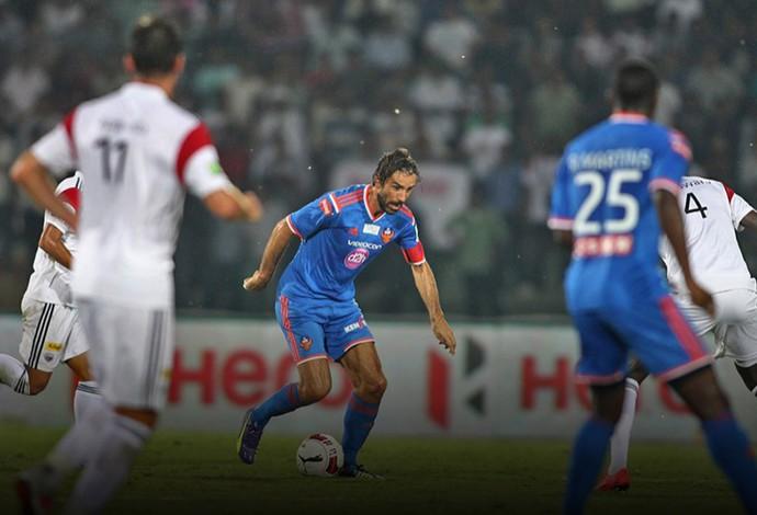 pires india indian Super League (Foto: Divulgação/Indian Super League)