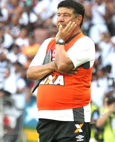 Joel Santana, Ceara X Vasco (Foto: Marcelo Sadio / Vasco.com.br)
