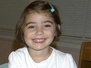 Caroline Previdi, 6 anos, tinha o apelido de 'Boo', segundo o jornal 'Washington Post' (Foto: Reuters)