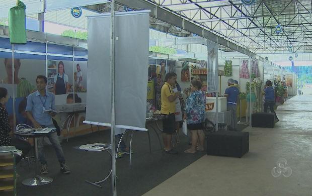 Semana do Microempreendedor Individual (Foto: Reprodução/TV Amapá)