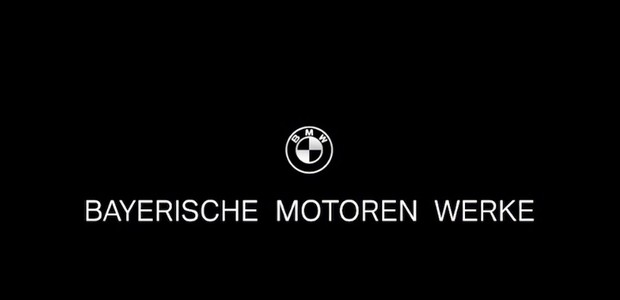 BMW colocará logo preto e branco em carros de luxo (Foto: Divulgação)