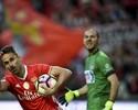 Jonas marca, e Benfica empata com  o Boavista após uma incrível reação
