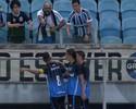 """""""Paramos de correr"""", reclama Grohe após empate do Grêmio pelo Gauchão"""