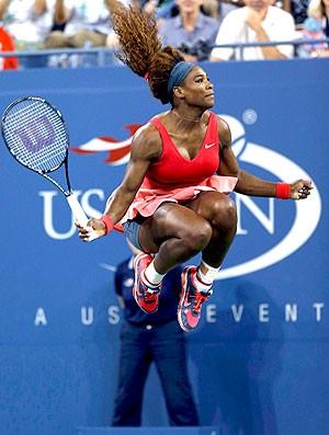 Serena Williams tênis final US Open (Foto: Reuters)