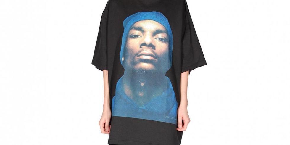 Você pagaria US$ 1 mil nesta camiseta do Snoop Dogg? (Foto: Divulgação)