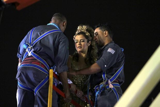 Paula Morais (Foto: Orlando Oliveira / AgNews)