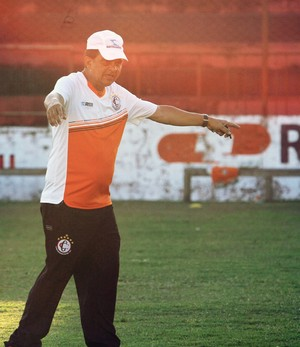 Francisco Diá, Campinense (Foto: Nelsina Vitorino / Jornal da Paraíba)