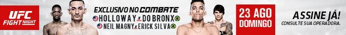 Banner UFC Saskatoon (Foto: Editoria de arte)