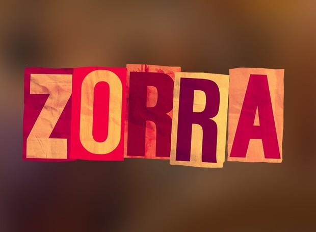 Logo Zorra (Foto: TV Globo)