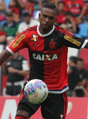 Luiz Antonio, Flamengo x Bonsucesso (Foto: Gilvan de Souza / Site do Flamengo)