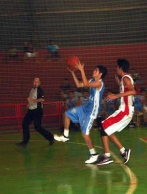basquete acre (Foto: Wescley Camelo)