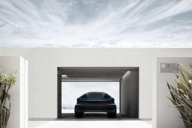 Faraday Future (Foto: Divulgação)
