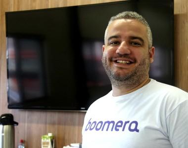 Guilherme Brammer, Fundador e CEO da Boomera (Foto: Divulgação)