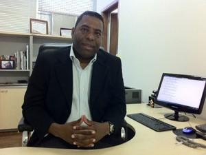 Netinho de Paula é o secretário da Promoção da Igualdade Racial (Foto: Tatiana Santiago/ G1)